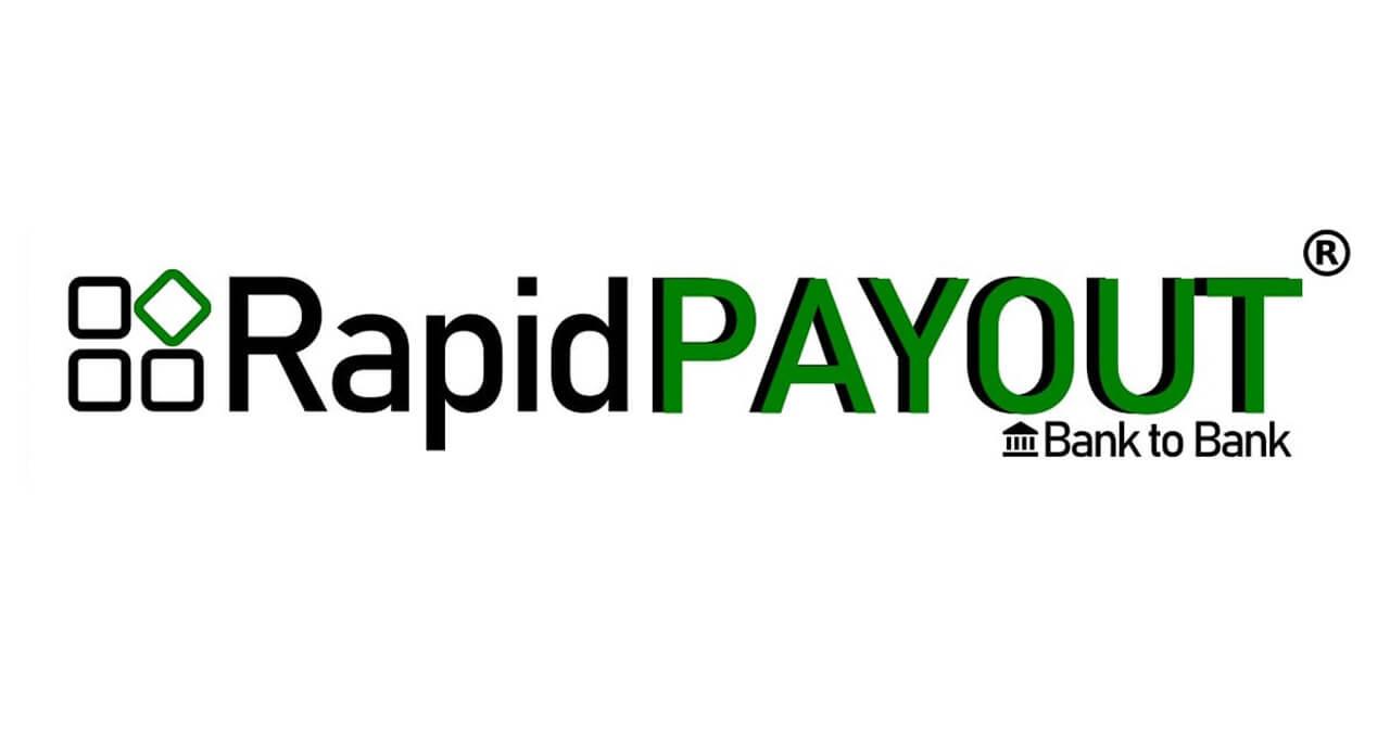 RapidPAYOUTロゴ